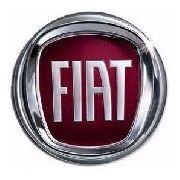 Emblema Dianteiro Fiat Strada Modelo 2008 Grade