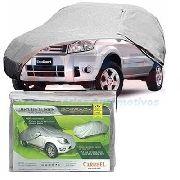Capa Cobrir Carro Xg Gofrada Impermeável Ford Ecosport
