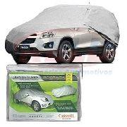 Capa Cobrir Carro Xg Gofrada Impermeável Chevrolet Tracker