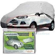 Capa Cobrir Carro Tam. Xg Gofrada Impermeável Ford Ecosport