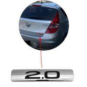 Emblema Cromado 2.0 Hyundai i30 2009 à 2012