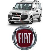 Emblema Dianteiro Fiat Doblo 2008 2009 2010 2011 2012 Grade