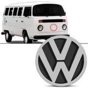 Emblema Dianteiro Volkswagen Kombi Clipper 76 à 96 Cromado