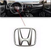 Emblema Do Volante Honda HR-V HRV 2015 2016 2017 2018 2019