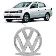 Emblema Grade Frontal Volkswagen Voyage G6 13 À 16 Original