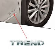 Emblema Lateral Trend Gol G5 2009 2010 2011 2012 Cromado