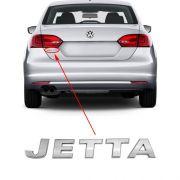 Emblema Letreiro Cromado Jetta 2011 2012 2013 2014