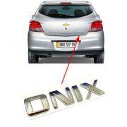 Emblema Letreiro Traseiro Mala Onix 2012 2013 2014 2015 2016