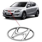 Emblema Logo Cromado Hyundai I30 2009 à 2012