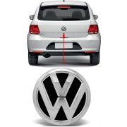 Emblema Logo Volkswagen Gol G6 2013 2014 2015 2016 Cromado