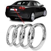 Emblema Traseiro Logo Audi A4 2001 à 03 2004 2005 2006 2007