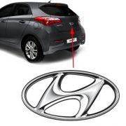 Emblema Traseiro Mala Logo Hyundai Hb20 2012 à 16 2017 2018