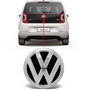 Emblema Traseiro Volkswagen Up 2014 2015 2016 2017 Cromado