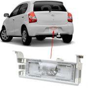 Lanterna Placa Toyota Etios 2012 2013 2014 2015 2016 2017