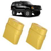 Par Batente Amortecedor Traseiro Jeep Cherokee 93 À 96 97 98