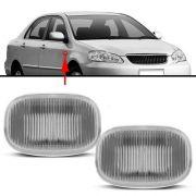 Par Lanterna Pisca Lateral Corolla 2004 2005 2006 2007 2008