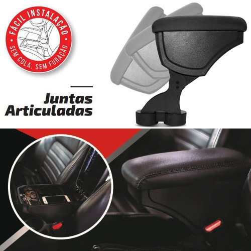 Apoio De Braço Porta Objetos Ford Ka + Sedan 2015 À 2018