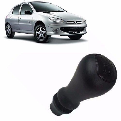 Bola De Cambio Peugeot 206 / 206 Sw Preto 1999 2000 À 2009