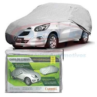 Capa Cobrir Carro Chevrolet Spin Xg Gofrada Impermeável