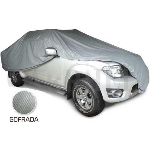 Capa Cobrir Carro Gg Gofrada Impermeável Jeep Compass