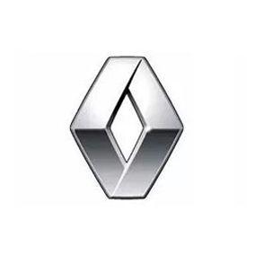 Emblema Grade Dianteira Renault Sandero 2008 à 2014 Cromado