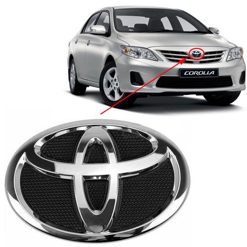 Emblema Grade Logo Toyota Corolla 2009 2010 2011 2012 2013