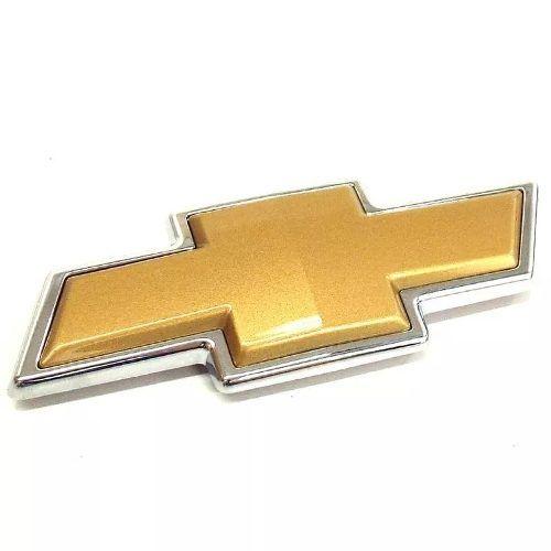 Emblema Gravata Tampa Traseira Corsa Classic 2011 à 2015