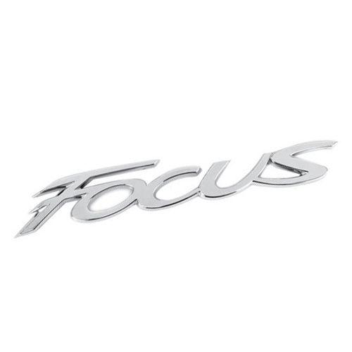 Emblema Letreiro Cromado Focus 2014 2015 2016 2017