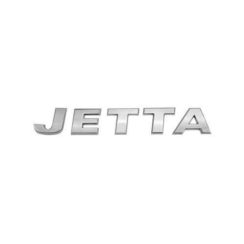 Emblema Letreiro Mala Cromado Jetta 2015 2016 2017 2018