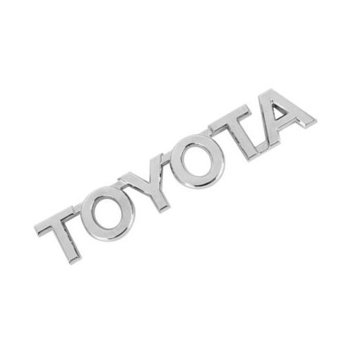 Emblema Letreiro Toyota Etios Porta Mala 2013 2014 à 2017