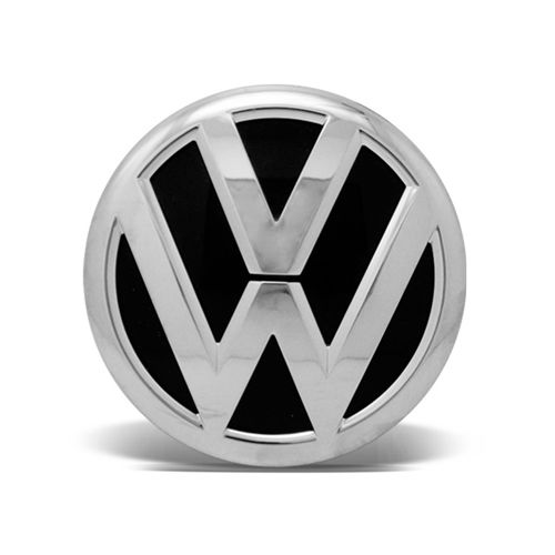 Emblema Logo Volkswagen Golf 2008 à 10 2011 2012 2013 Traseiro