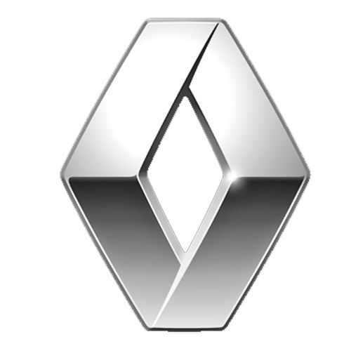 Emblema Traseiro Mala Renault Sandero 2012 2013 2014 Cromado