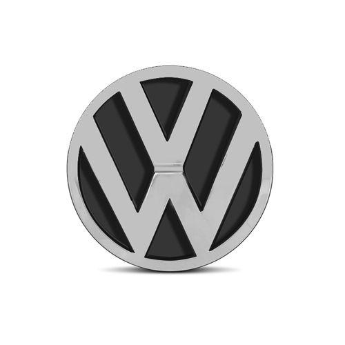 Emblema Traseiro Mala Volkswagen Saveiro G2 98 99 Cromado