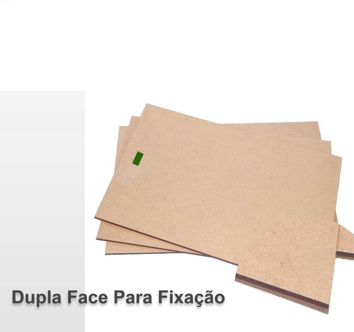 Jogo Com 6 Placas Decorativas Arlequina Mdf 20x28 Cm Decor