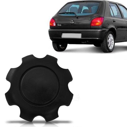 Manopla Roldana Banco Ford Fiesta 1999 2000 2001 2002 Preto