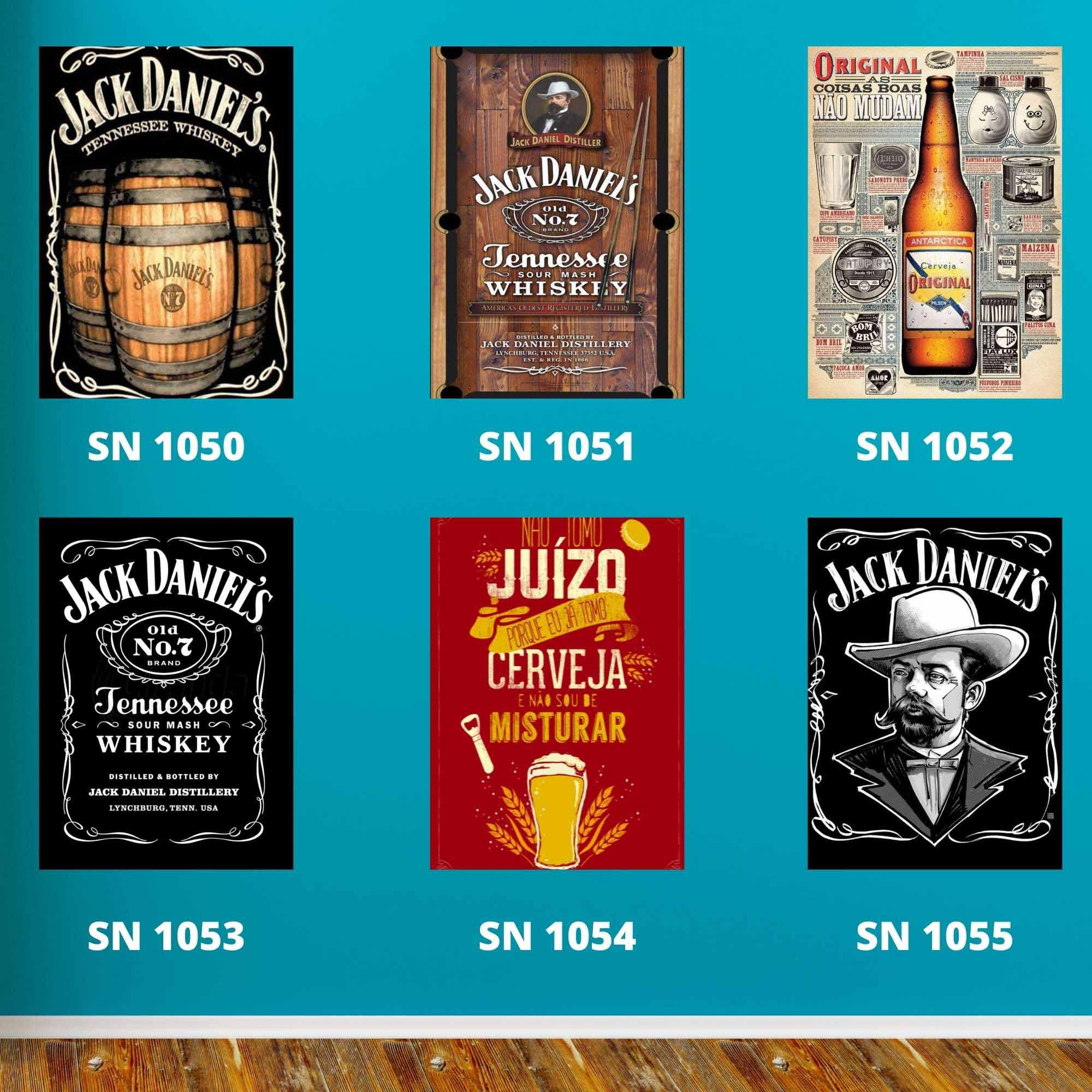 placa de bebidas