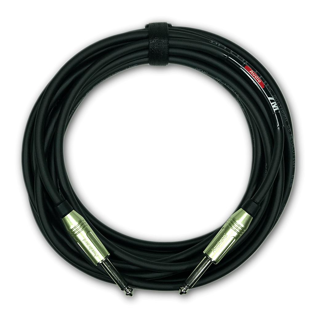 Cabo P10 ADL 7 metros para instrumentos, cabo Datalink, conectores Amphenol