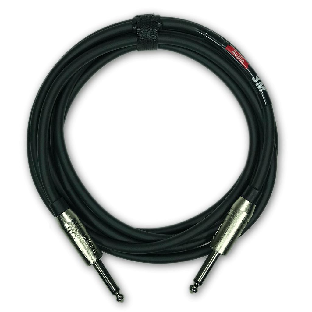 Cabo P10 SDL para instrumentos, conectores Santo Angelo, cabo Datalink, diversas medidas