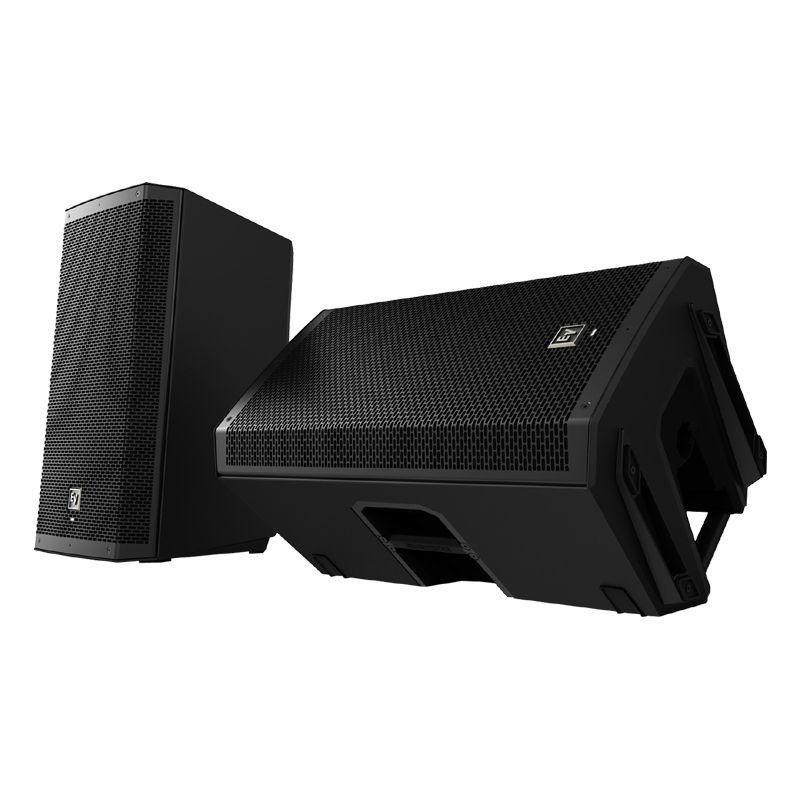 "Caixa ativa EV Electo Voice ZLX-12P 12"" 1000 Watts"