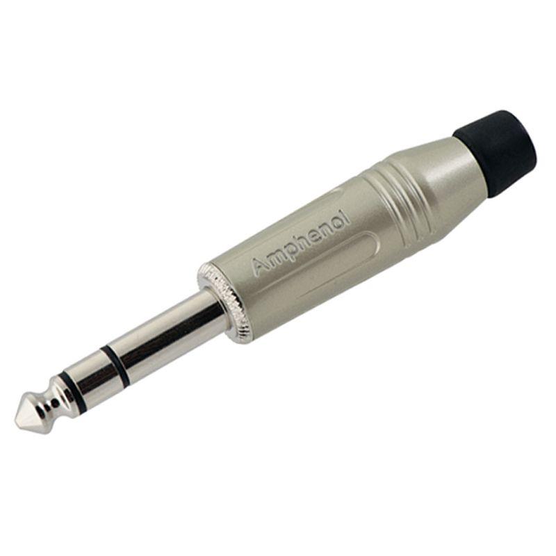 P10  Amphenol estéreo niquelado ACPS-GN