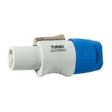 Powercon Turbo branco de linha Q-312W