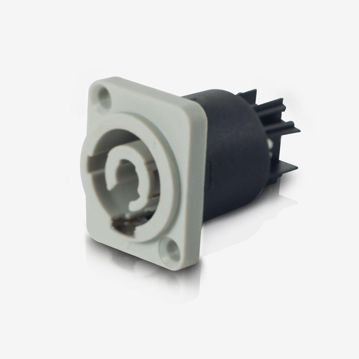 Powercon Turbo branco de painel Q-313W