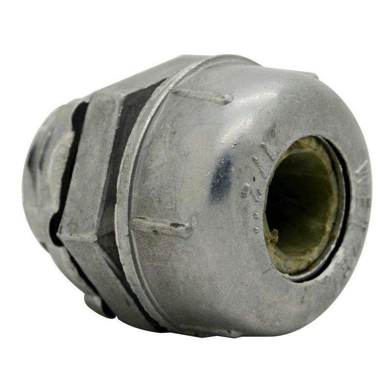 Prensa cabo em alumínio para medusas e caixas de AC