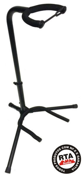 Suporte de chão Saty para instrumento com apoio para o braço