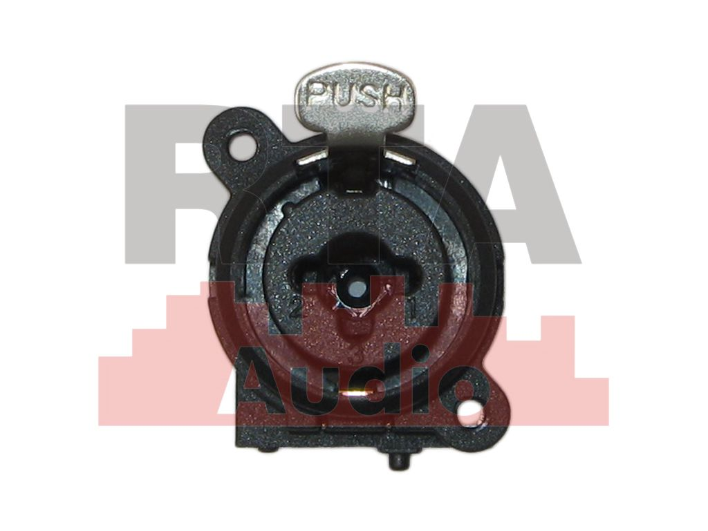 XLR (canon) combo HJH painel HXP1115