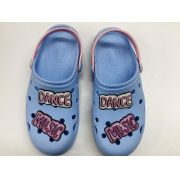clocs infantil feminino wordcolors