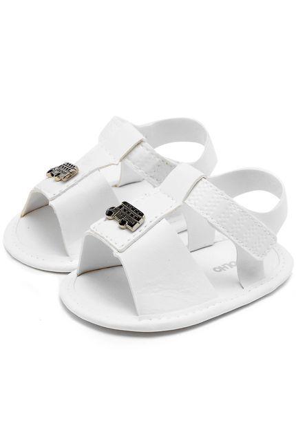 Sandália de Bebê Masculina Pimpolho