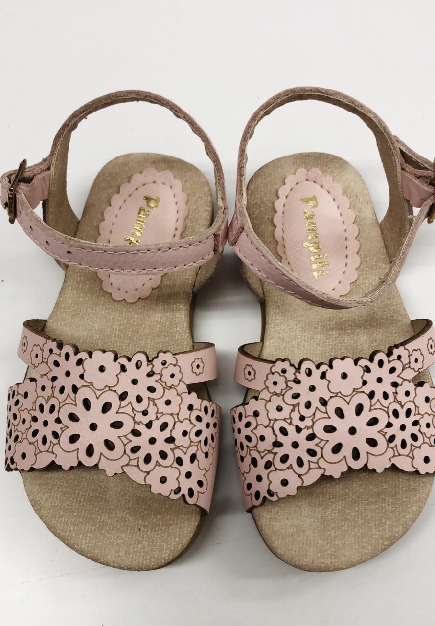 sandalia infantil pampili lara