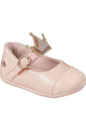 sapatilha bebê klin cravinho princess coroa