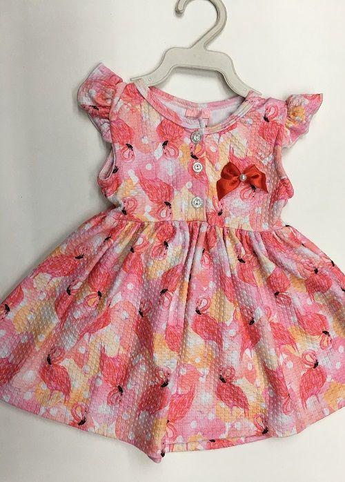 Vestido Infantil de Verão Serelepe